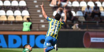 Lucas Gamba Rosario Central vs Platense LPF
