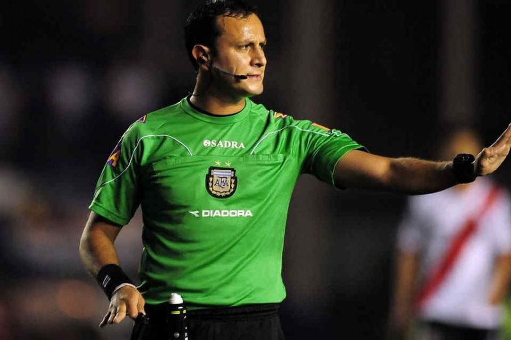 Darío Herrera dirigirá el partido entre Independiente y Godoy Cruz.