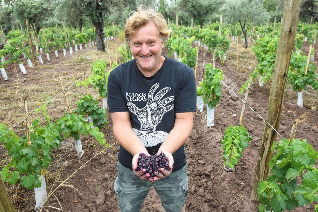 """Alejandro Sejanovich: """"Hay que entender que no todos los viñedos pueden dar grandes vinos"""""""