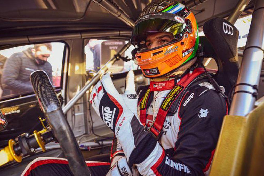 Súper TC2000: Matías Rossi seguirá corriendo