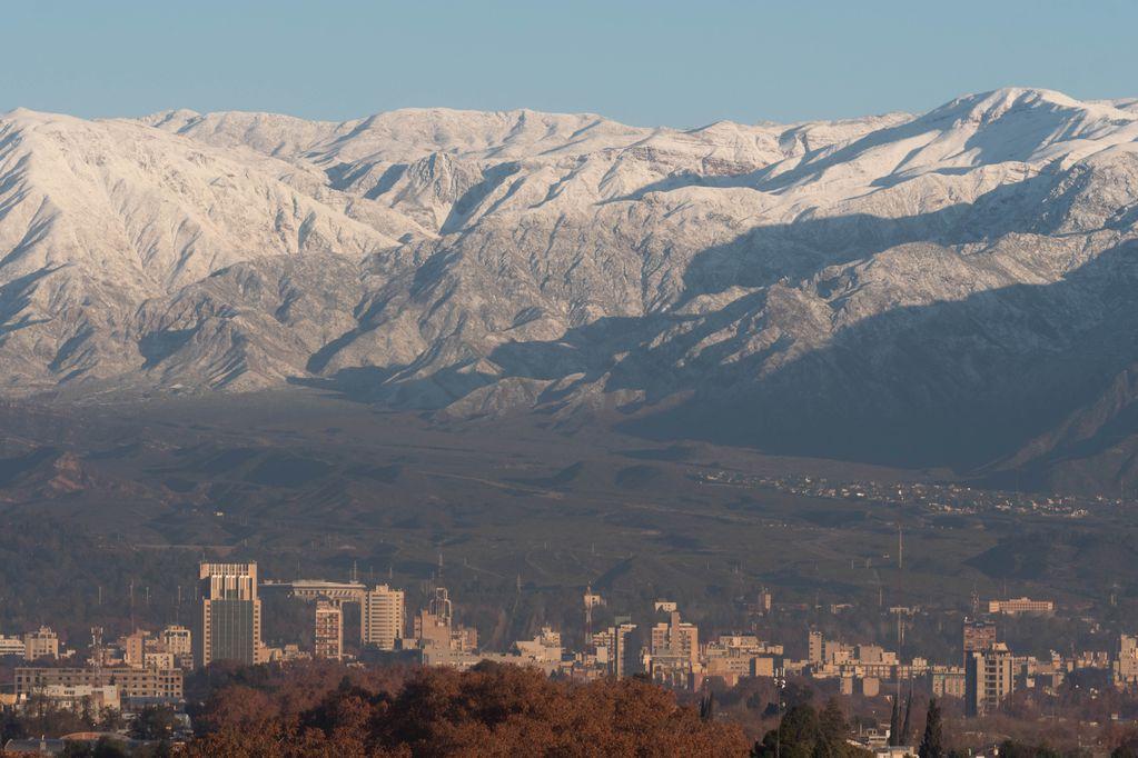 Pronóstico: para mañana se esperan una jornada fría en Mendoza