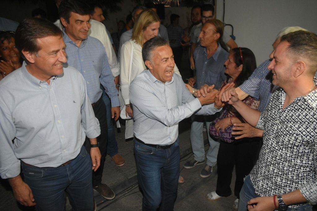 """Alfredo Cornejo: """"Si se desequilibra el sistema, el kirchnerismo va por todo"""""""