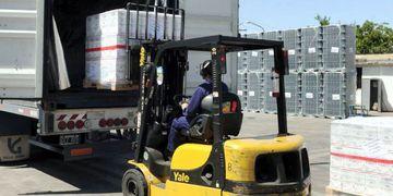 El año pasado Mendoza exportó productos y servicios por u$s 1.300 millones. Archivo / Los Andes