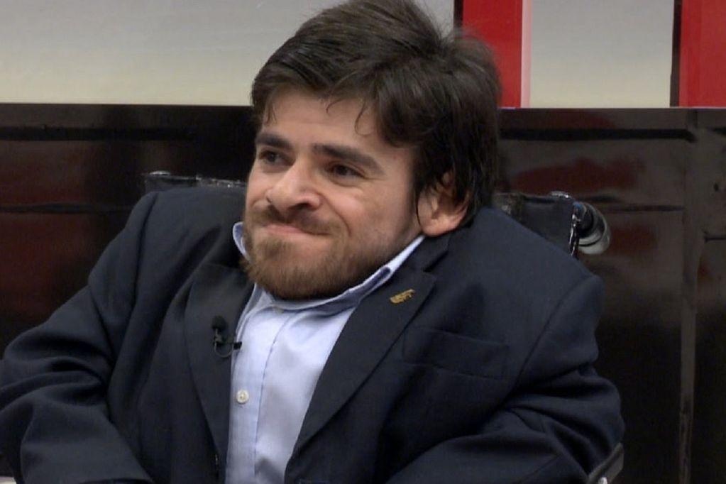Franco Rinaldi, el politólogo y youtuber liberal que será candidato en el frente de López Murphy (Gentileza)