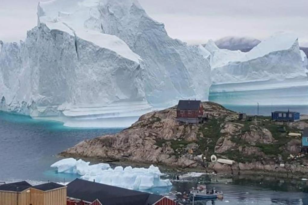 Groenlandia se derrite más rápido de lo calculado. Imagen ilustrativa.