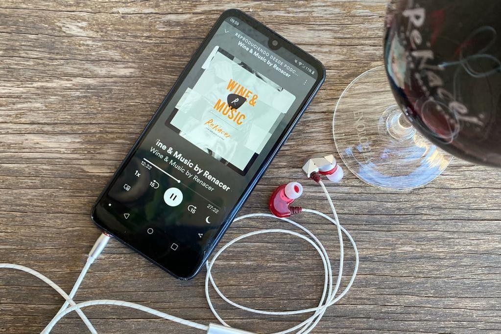 Los podcasts de Renacer ya están online