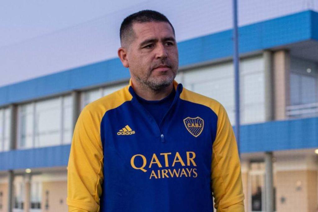 """Riquelme estalló tras la eliminación de Boca en la Libertadores: """"No nos dejaron pasar, jamás vi algo así"""""""