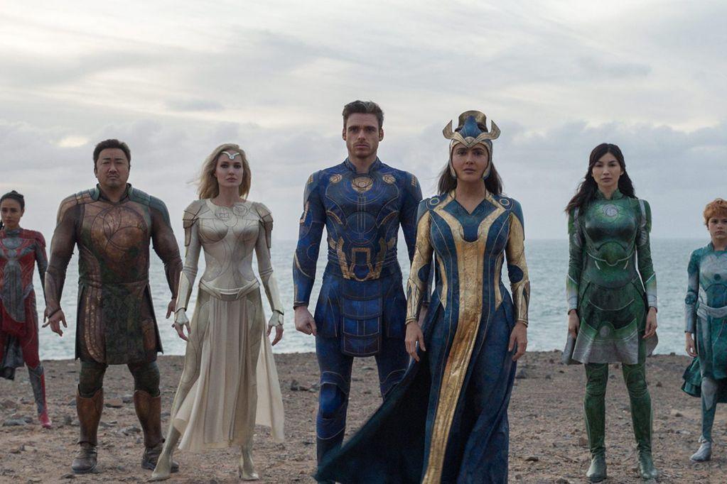 La nueva cinta de Marvel espera llegar a los cines el próximo 5 de noviembre.