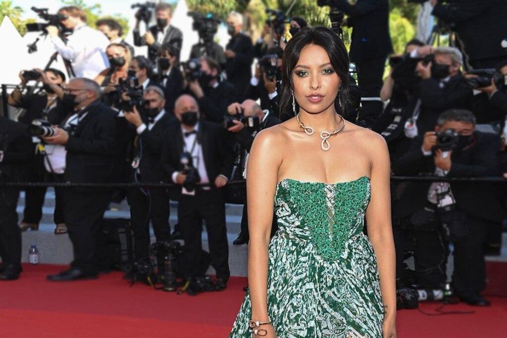 Resbalaron por la alfombra: los peores looks de el Festival de Cannes 2021