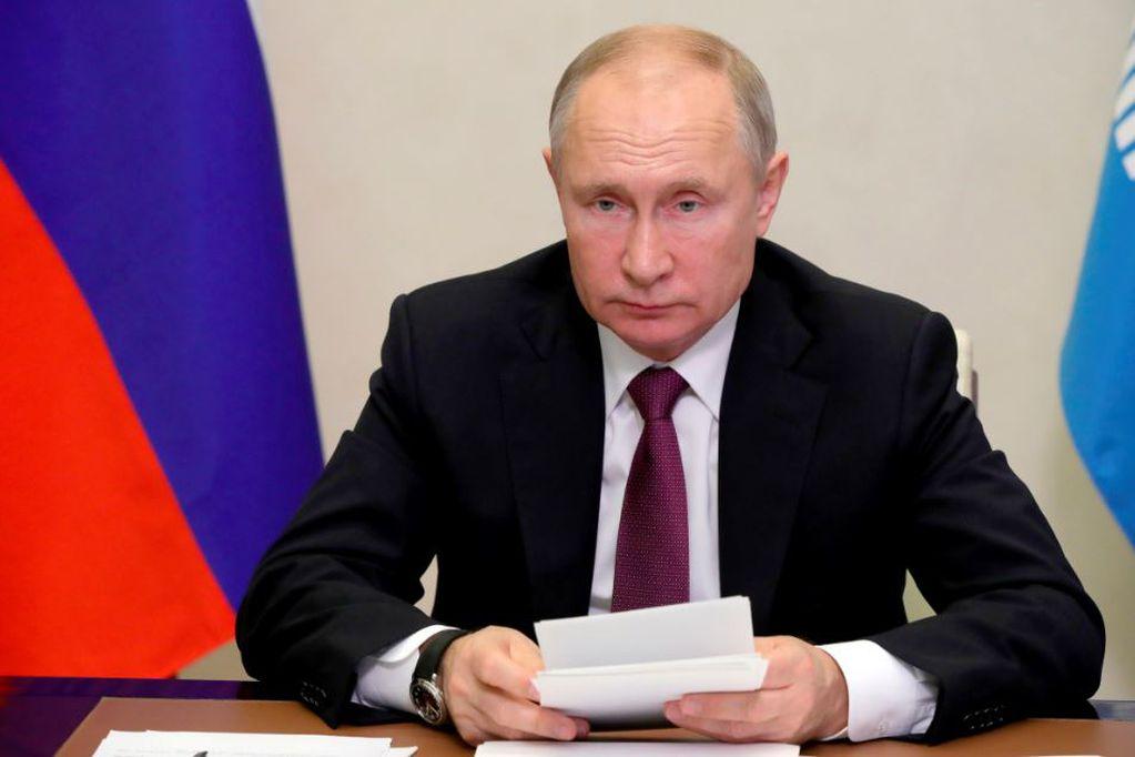"""Putin se burló de Biden por llamarlo asesino: """"Siempre vemos en los demás nuestras propias cualidades"""""""
