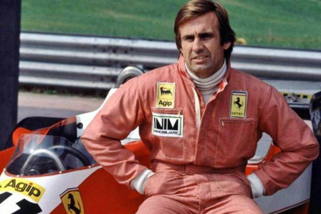 Murió Carlos Alberto Reutemann, el último héroe de la F1