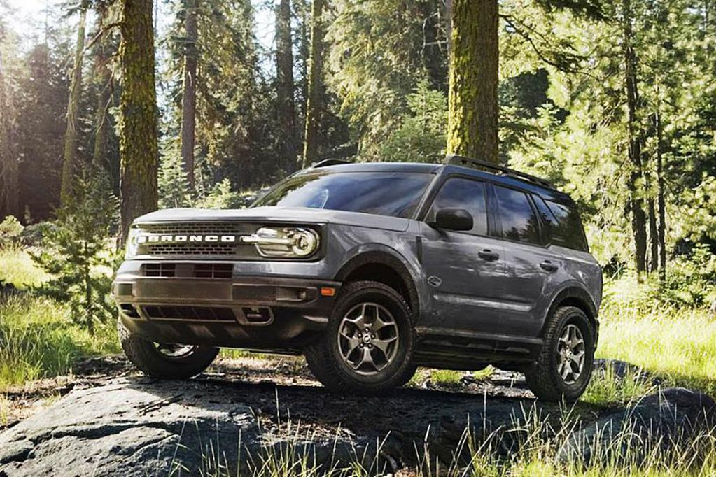 La nueva Ford Bronco ya está en Argentina: cómo es y la espectacular entrega de la primera