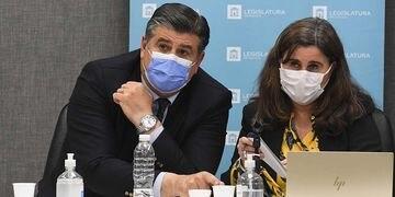 Ministra de salud Ana Maria Nadal