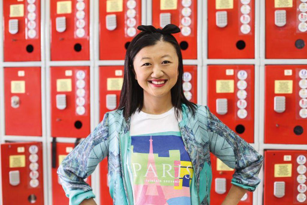 Tuvo Covid-19, la mantuvieron en terapia intensiva, salió, dio a luz a un bebé y ahora Karina Gao regresó a la televisión