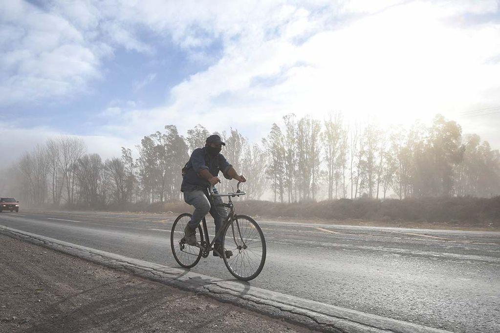 Pronóstico: mañana sube la temperatura y hay alertas por viento Zonda en toda Mendoza