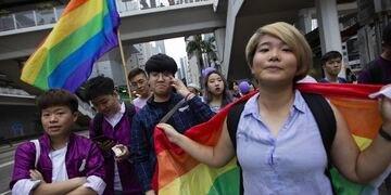 Gays y homosexualidad en China