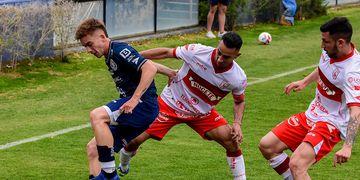 Independiente Rivadavia Vs Moron
