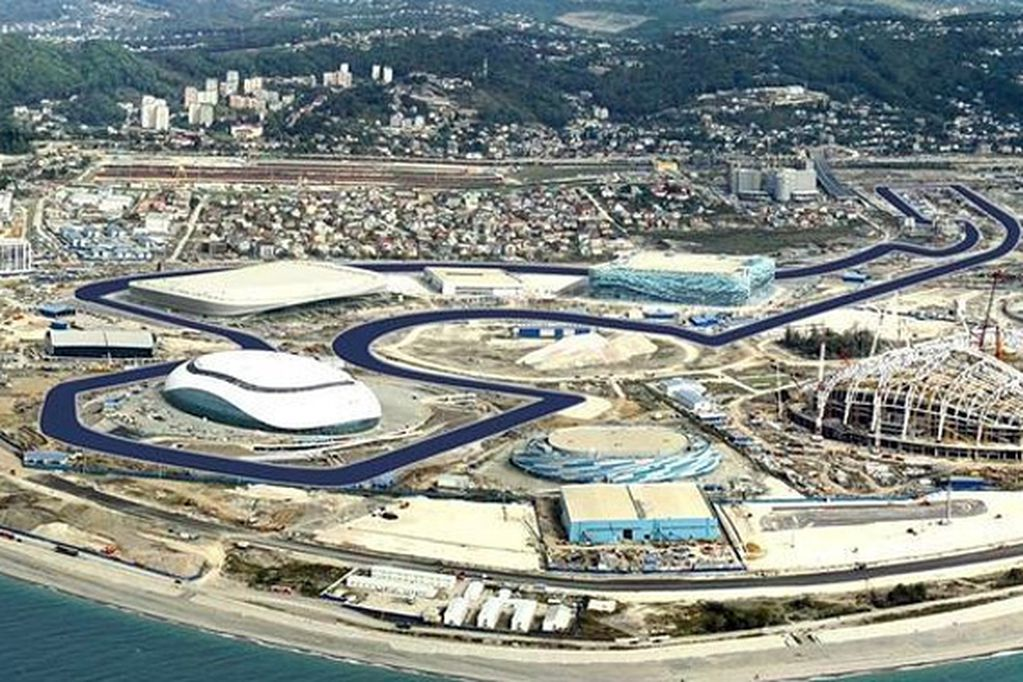 Fórmula 1: Los horarios del Gran Premio de Rusia