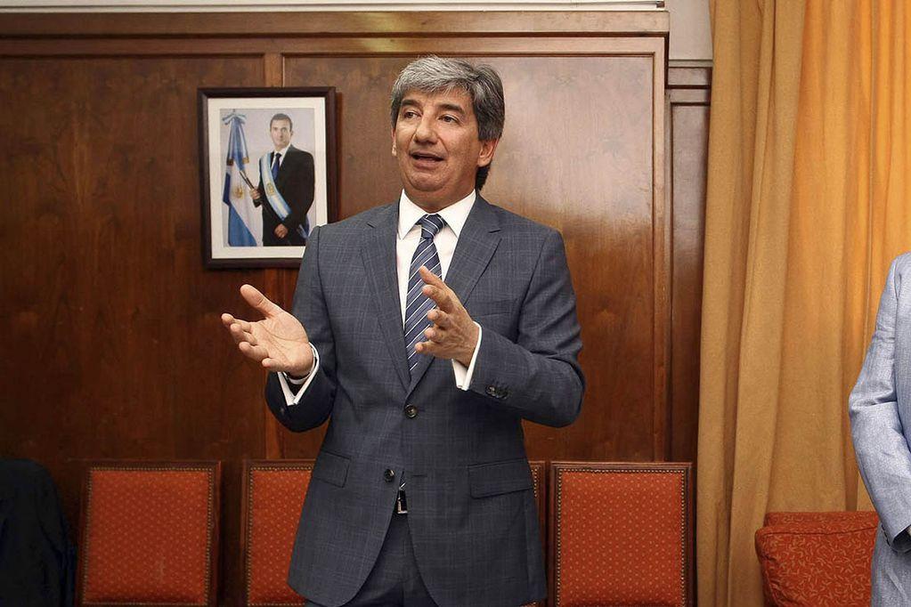 El juez Bento rechazó la impugnación de la candidatura de Rodolfo Suárez a senador suplente