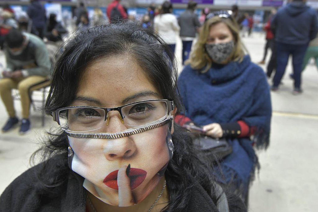 Los casos en Mendoza ascienden a 164.178, desde que comenzó la pandemia.  Foto Orlando Pelichotti / Los Andes