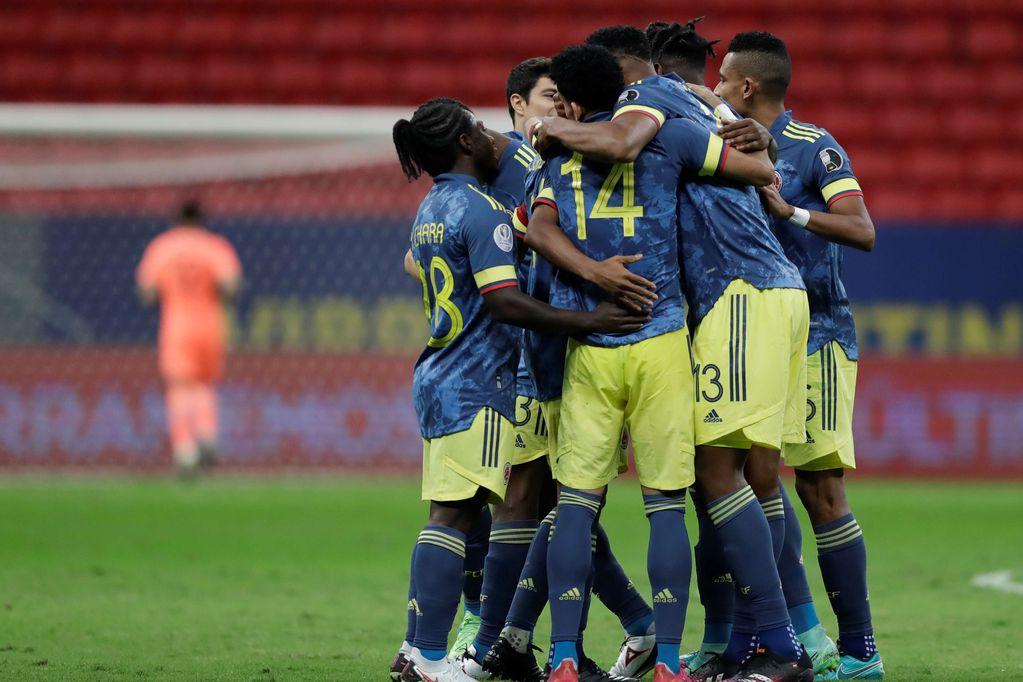 Copa América: cuando se iban a los penales, apareció Díaz y Colombia se quedó con el tercer puesto