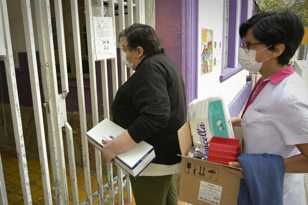 El Gobierno dice que no existe un vacunatorio VIP en Mendoza