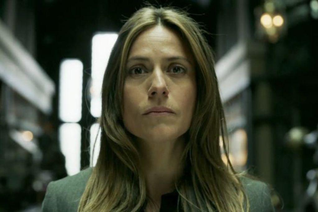 "Itziar Ituño, la actriz que interpreta a Lisboa en ""La Casa de Papel""."