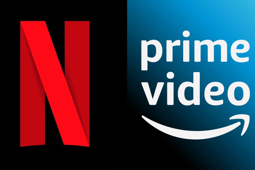 """Netflix vs. Amazon Prime Video: cuál es la """"mejor"""" opción y qué conviene por precio-catálogo"""