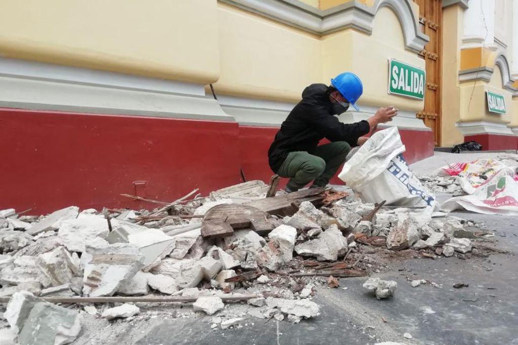 Cinturón de fuego: un sismo de 6,1 grados de magnitud sacudió la costa norte de Perú
