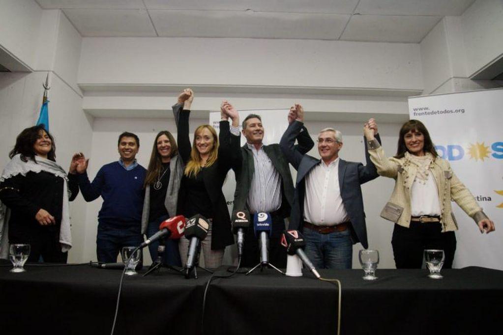 Anabel Fernández Sagasti asumirá el 19 de diciembre.