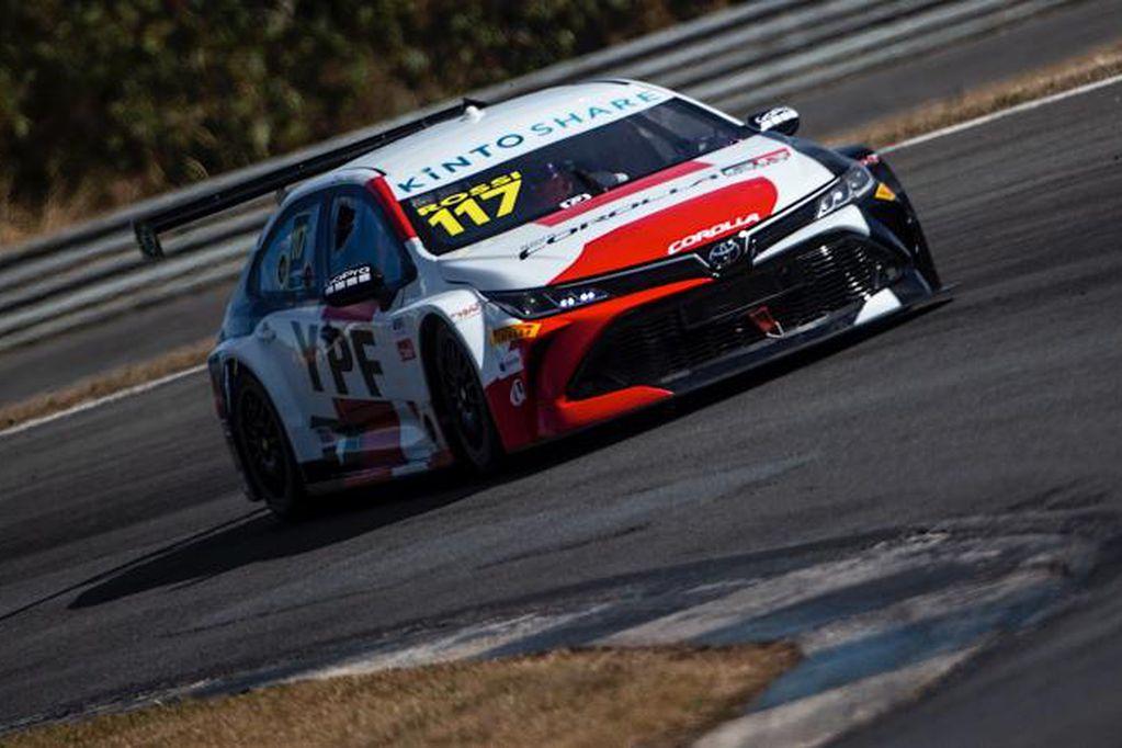 Stock Car: Matías Rossi largará 25° en Curitiba