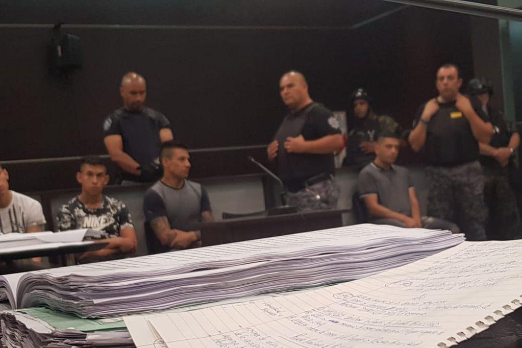 Van a juicio los cuatro detenidos por el crimen de la verdulera de San Martín en un asalto
