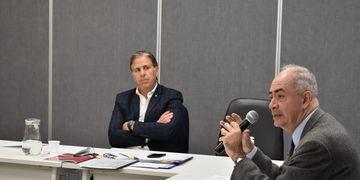 Comisión de LAC, Jorge Albarracín, Marcelo Rubio