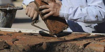 Materiales. El mayor incremento se registró en los materiales de construcción (Archivo/La Voz).