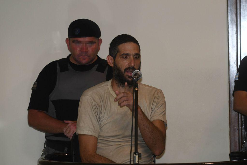 Le harán otra pericia psiquiátrica a Pereg: defensores insisten con internarlo en El Sauce