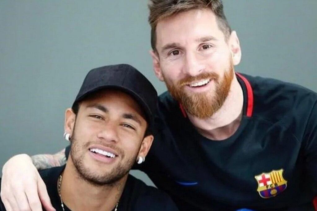 Cómo es la mansión de Neymar, el glamoroso vecino de la familia Messi en París