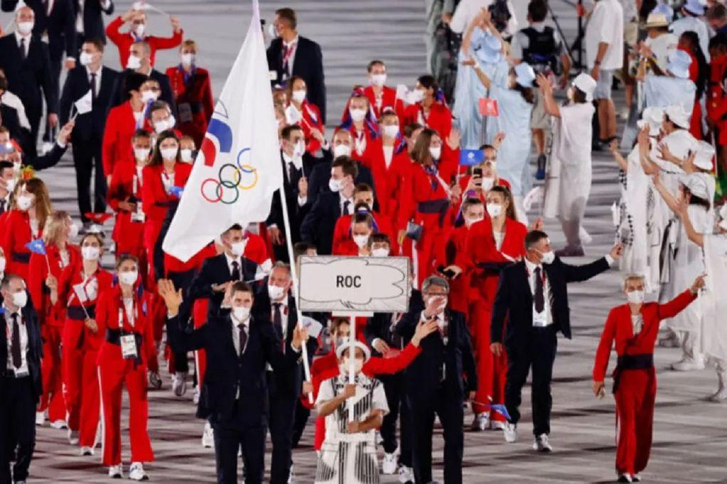 ¿Qué país es ROC en los Juegos Olímpicos de Tokio 2020?