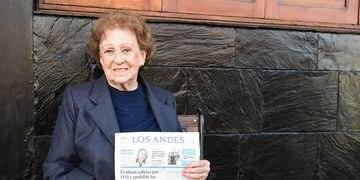 Afortunada del mes, María Isolina López