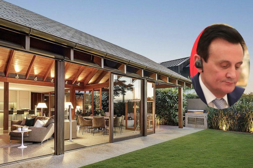 Así es la imponente mansión de 8 millones de dólares que se compró el CEO de AstraZeneca