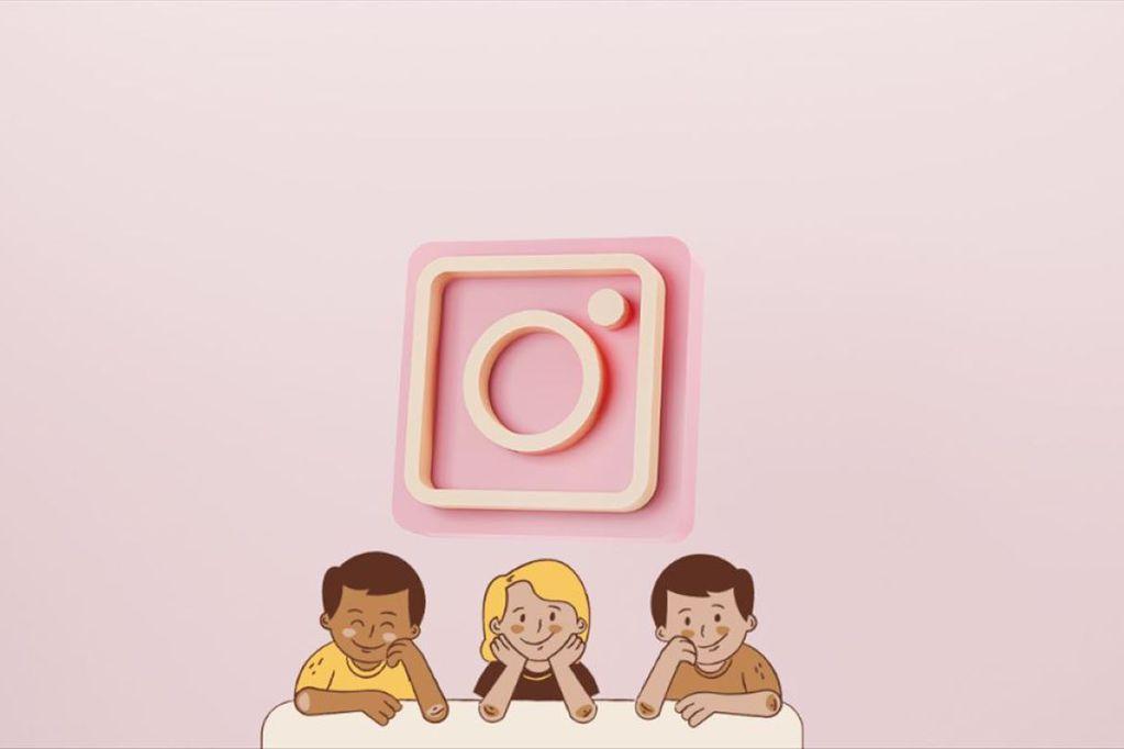 """""""Instagram Kids"""". Gentileza / wwwhatsnew.com"""