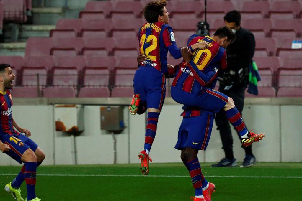 ¿La merece? El Barcelona decidió quién llevará la camiseta 10 de Messi a partir del próximo partido