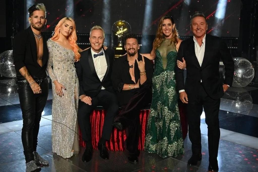 """""""La Voz Argentina"""": Así fue la última gala que dio como ganador a Francisco Benítez"""