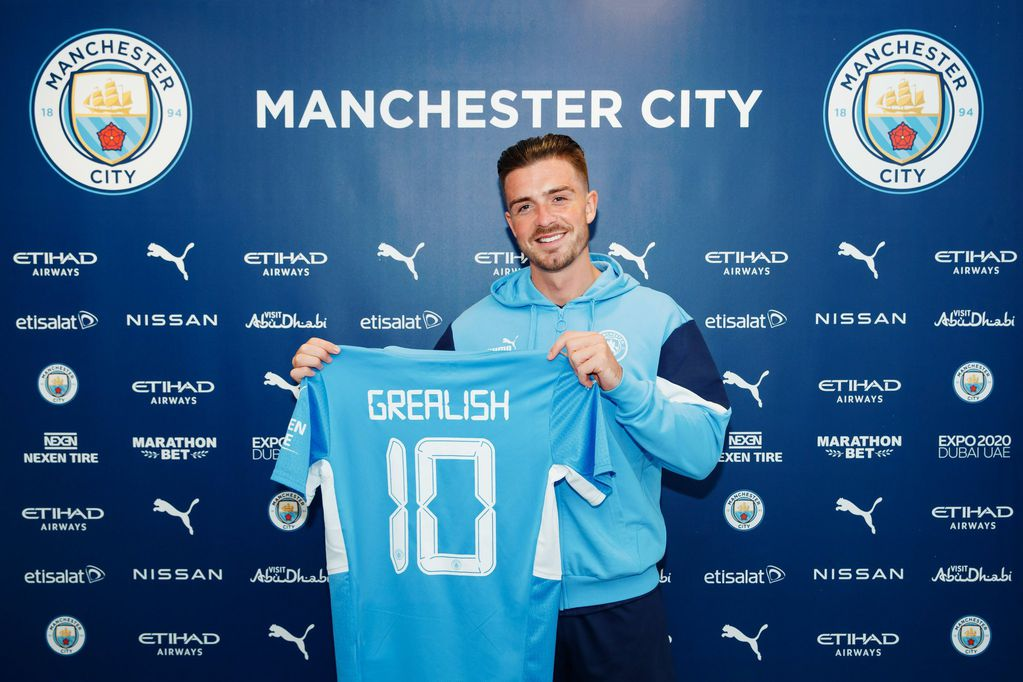 El pase que frustaría la llegada de Messi al Manchester City: los Ciudadanos pagaron una fortuna por Grealish