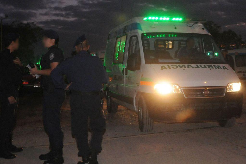 Una chica de 16 años atacó a puñaladas a otra en una fiesta en Las Heras