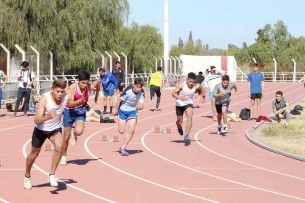 Casi 400 atletas se citaron en el Torneo Luis Heredia- Beatriz Trípode