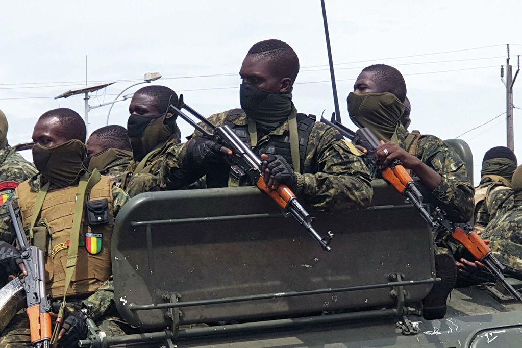 Guinea: la junta militar estudia el posible retorno de un gobierno civil en el país