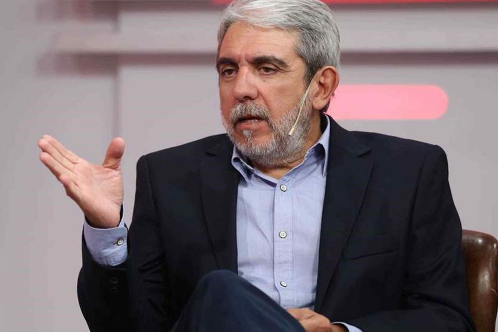 """Aníbal Fernández culpó a la Justicia por el asesinato de Lucas Cancino: """"Es una locura"""" (Archivo)"""