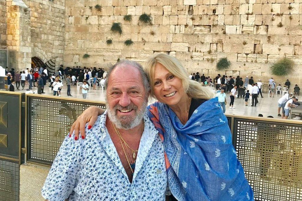 El marido de Ana Rosenfeld está internado en Miami en terapia intensiva con Covid-19