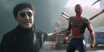 """El Doctor Octopus de Alfred Molina está de vuelta en """"Spider-Man: No Way Home"""""""