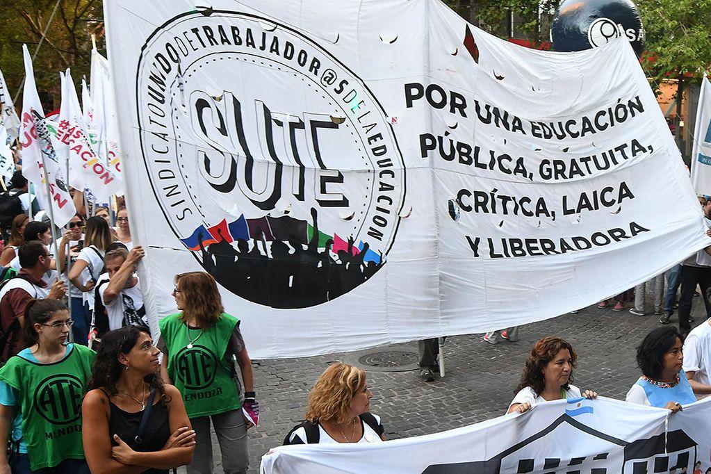 El sindicato convocó a una marcha para el próximo miercoles a las 18.30.